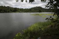 Realizan descargas preventivas en represa de Carraízo