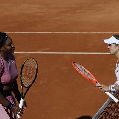 Podoroska amarga el partido 1,000 de Serena Williams