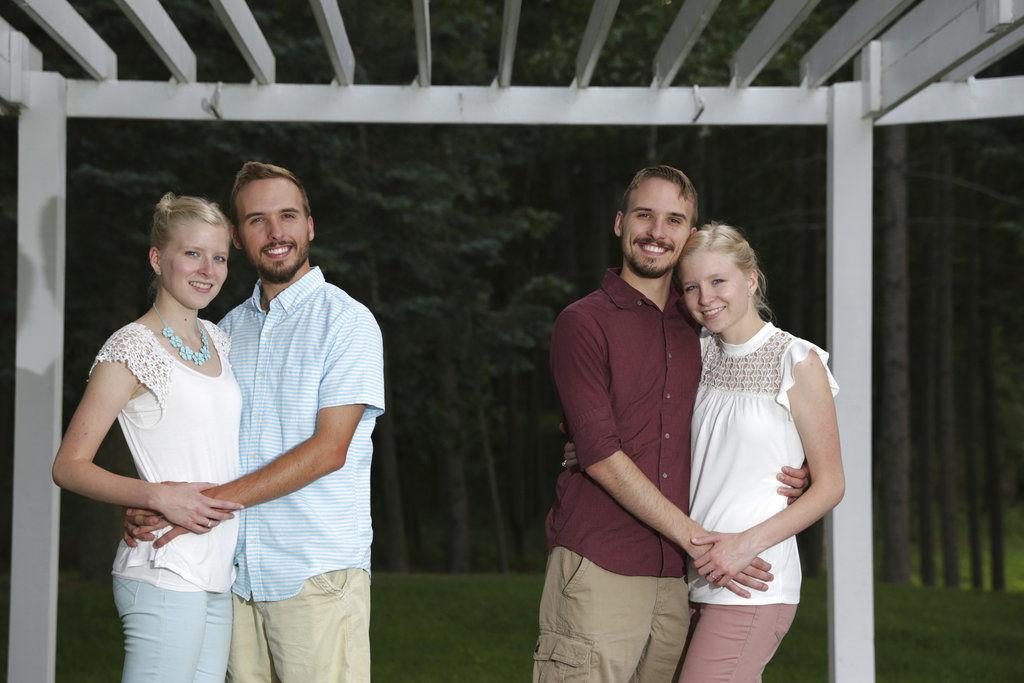 Dos parejas de gemelos idénticos se casarán en Michigan | El Mundo ...