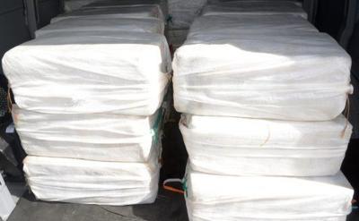 Descargan en la Isla más de $32.5M en cocaína incautada en el Caribe