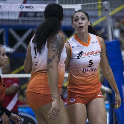 Andrea Rangel confirmada para jugar en Rusia