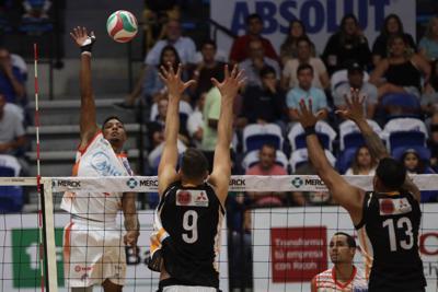 Preocupación por el torneo superior masculino de voleibol