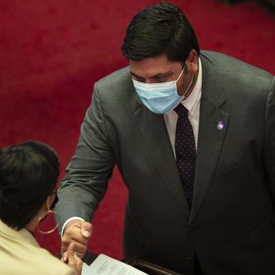 Mellado fue confirmado como secretario de Salud