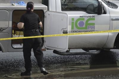 Hallan el cadáver baleado y calcinado de un abogado en Guayanilla