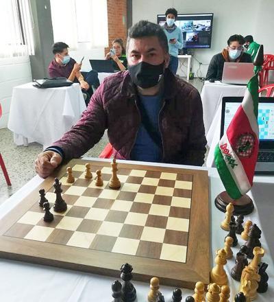 Supera las expectativas el 1er Torneo Híbrido de Ajedrez