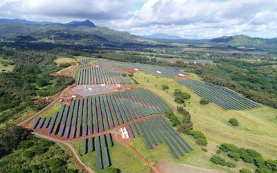 Premian a AES por establecer la planta solar fotovoltaica más grande del mundo