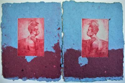 Artista gráfico boricua expone en Minneapolis