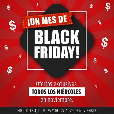 Centros Comerciales RVI expanden a un mes las ofertas de Black Friday