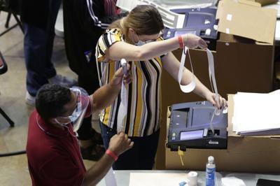 Detectan casos de doble voto al inicio del escrutinio