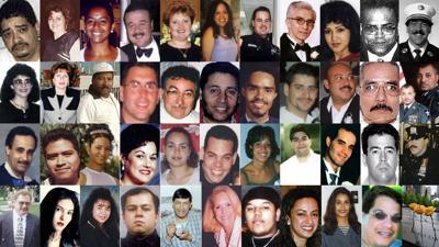 Los 43 boricuas del 11 de septiembre
