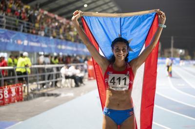 Beverly Ramos a su última corrida por el sueño olímpico