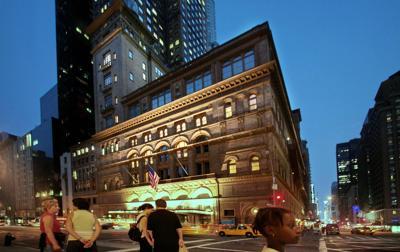 Carnegie Hall proyecta déficit de $9 millones