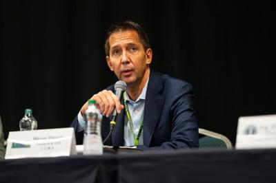 CEO LUMA Energy, Wayne Stensby