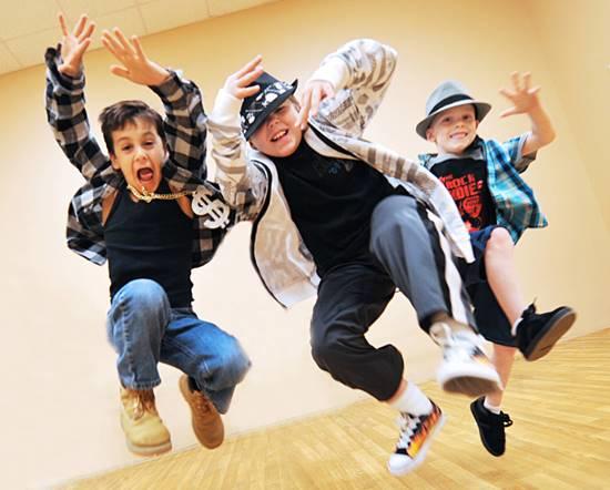 Clases gratis de hip hop y teatro