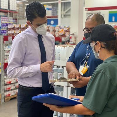 DACO emite multas en visita a supermercados