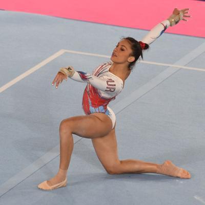 Puerto Rico asistirá al clasificatorio olímpico de gimnasia artística