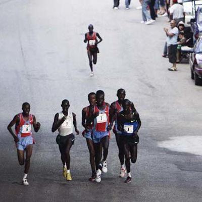 A buen paso el Medio Maratón San Blas