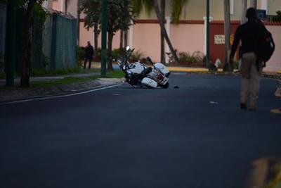 Justicia activa siete fiscales por asesinato de policías en Isla Verde