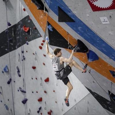 Debut olímpico de la escalada tendrá un elemento sorpresa