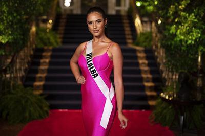 Miss Villalba se la juega en Miss Universe Puerto Rico