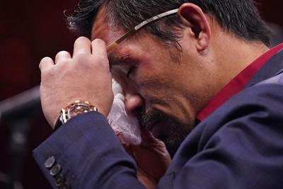 Manny Pacquiao pondera el retiro tras la derrota ante el cubano Yordenis Ugás