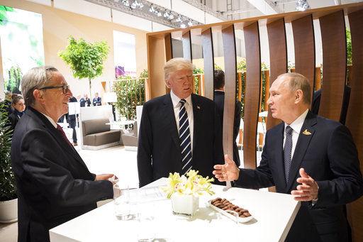 Trump y Putin tuvieron reunión no revelada en Cumbre del G20