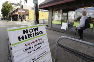 Se aminora caída del desempleo en Estados Unidos