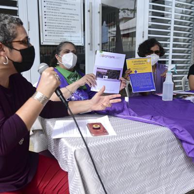 Alertan sobre aumento de casos de violencia de género durante la pandemia