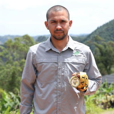 José Meléndez pone en pausa su marcha por la agricultura