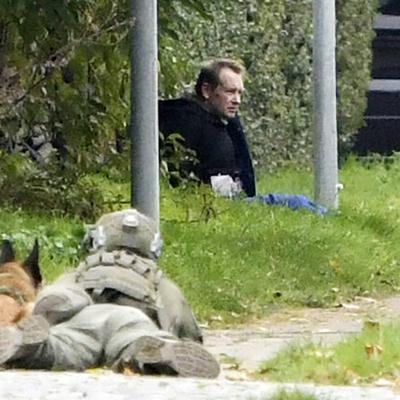 Dinamarca: recapturan a asesino tras intento de fuga