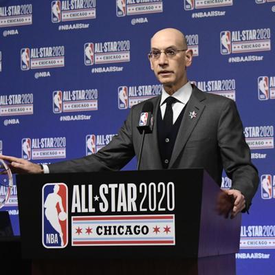 Silver: NBA volvería a la normalidad este año o en 2022