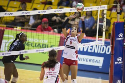 Jennifer Nogueras jugará con el equipo campeón en Hungría