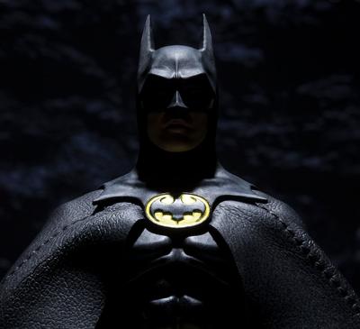 Flyer de la película Batman de 1989