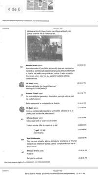 Chat Arnaldo Claudio