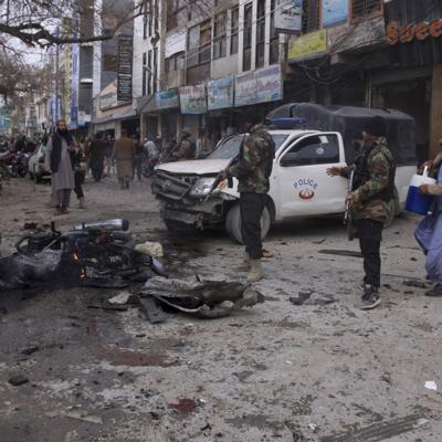 Ocho muertos y 16 heridos en ataque suicida en Pakistán