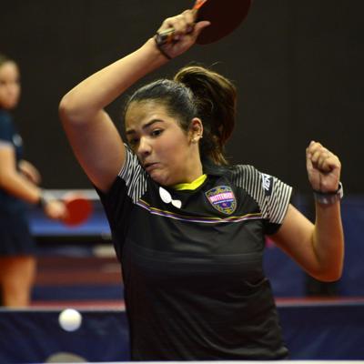 Adriana Díaz avanza a la ronda de las mejores 16