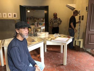 Reflexiona sobre la sanidad y liberación del arte
