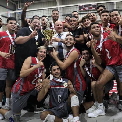 LAI: Los Taínos se quedan con la corona en el voleibol