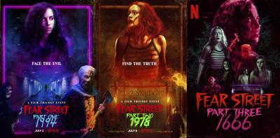 """""""Fear Street"""": la nueva e inusual trilogía de terror de Netflix"""