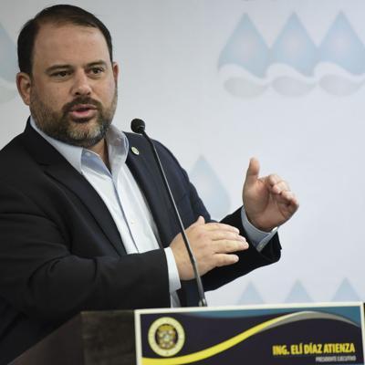 Junta da bienvenida a nombramiento de Elí Díaz Atienza