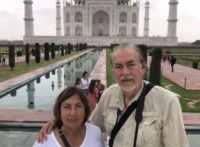 Annette Lopez y Hector Mendez
