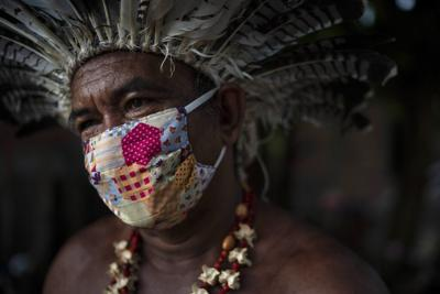 El coronavirus llega a las tribus amazónicas de Brasil