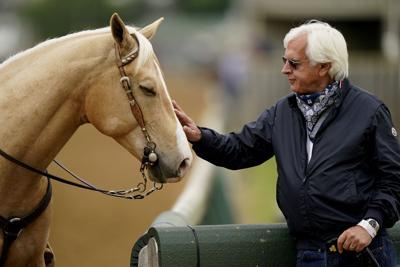 Bob Baffert justifica el positivo de Medina Spirit