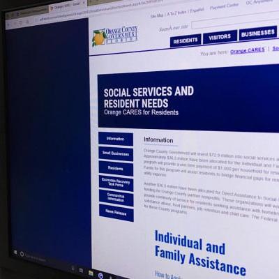 Disponibles más ayudas económicas para residentes de Orlando