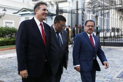 Complacidos legisladores del PPD tras reunión con gobernadora