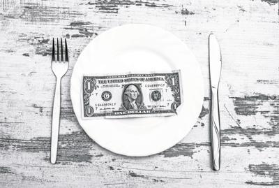 Dinero alimentos