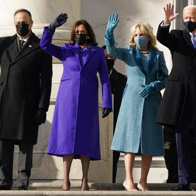 EN VIVO: Inician actos de juramentación de Joe Biden