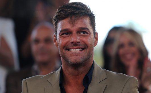 "Penélope Cruz publicó una foto hot de Ricky Martin"""