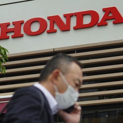 Honda vuelve a la rentabilidad en el trimestre de abril a junio