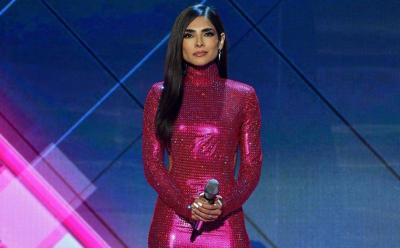 Así fue el regreso de Alejandra Espinoza a Nuestra Belleza Latina